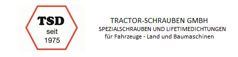 Tractor Schrauben